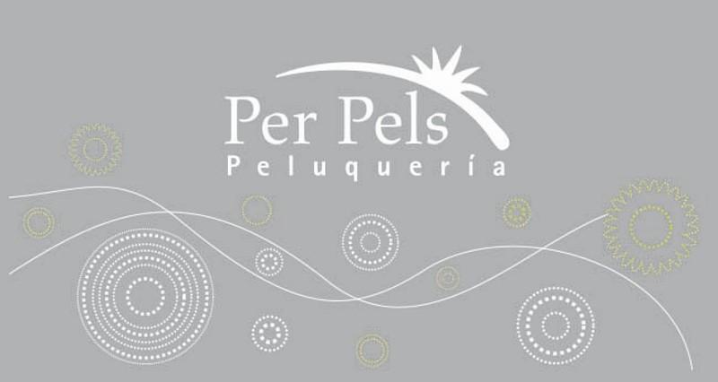 Logo/ Fachada Pers Pels Peluquería