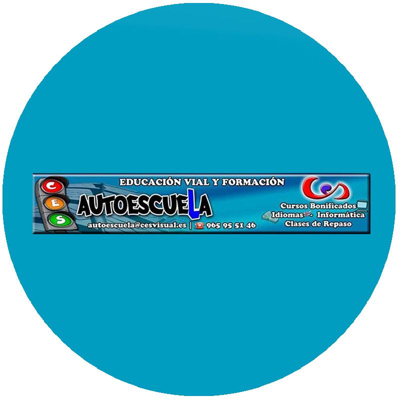 Autoescuela_cesvisual_800x800px_logo