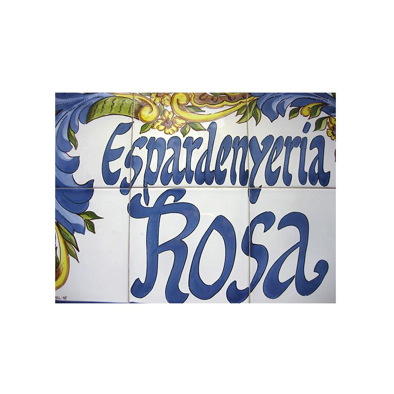 ESPARDENYERIA ROSA
