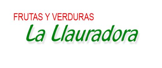 Logo Frutas y verduras La Llauradora