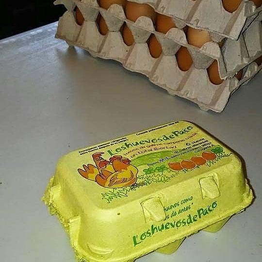 Producto Los Huevos de Paco