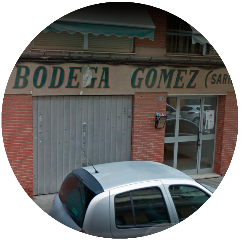 BODEGA GOMEZ CREMADES